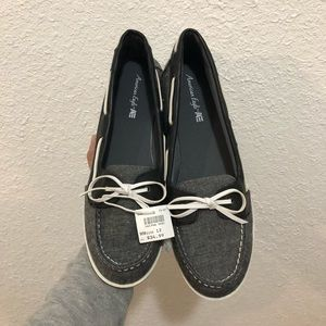 "NWT - American Eagle ""Boat Shoes"" Size 12"